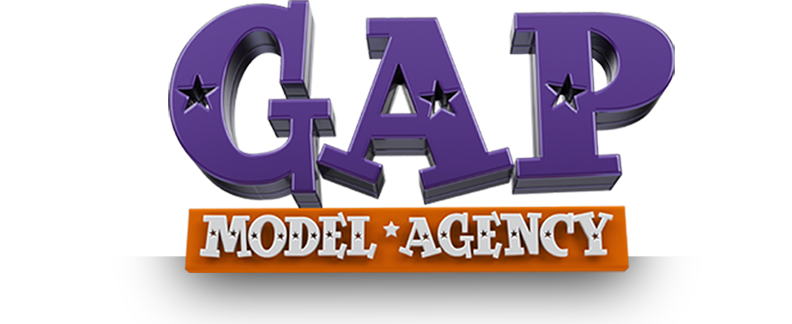 Gap Model Agency Logo